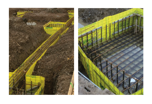 voegnetten voor breedplaatvloeren - wachtwapening - hoeknetten - funderingswapening - kolom- en ringbalkwapening
